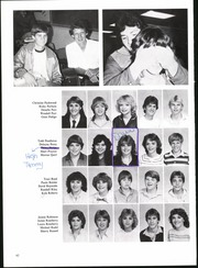 Page 68, 1984 Edition, Stephenville High School - Yellow Jacket Yearbook (Stephenville, TX) online yearbook collection