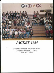 Page 7, 1984 Edition, Stephenville High School - Yellow Jacket Yearbook (Stephenville, TX) online yearbook collection