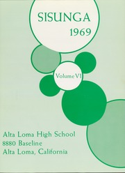 Page 5, 1969 Edition, Alta Loma High School - Sisunga Yearbook (Alta Loma, CA) online yearbook collection