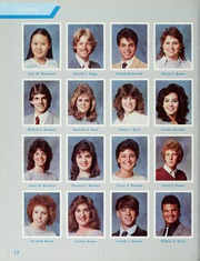 Page 16, 1985 Edition, Alta Loma High School - Sisunga Yearbook (Alta Loma, CA) online yearbook collection
