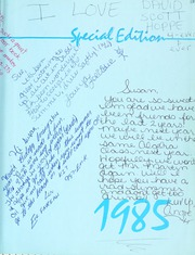 Page 263, 1985 Edition, Alta Loma High School - Sisunga Yearbook (Alta Loma, CA) online yearbook collection