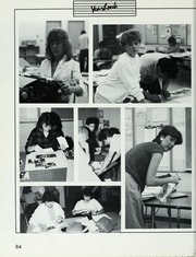 Page 88, 1985 Edition, Alta Loma High School - Sisunga Yearbook (Alta Loma, CA) online yearbook collection