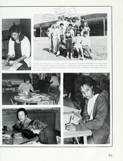 Page 89, 1985 Edition, Alta Loma High School - Sisunga Yearbook (Alta Loma, CA) online yearbook collection