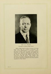 Page 16, 1928 Edition, Quincy High School - Shadow Yearbook (Quincy, IL) online yearbook collection