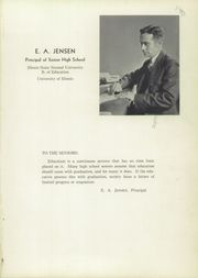 Page 11, 1935 Edition, Quincy High School - Shadow Yearbook (Quincy, IL) online yearbook collection
