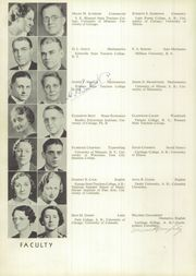 Page 14, 1935 Edition, Quincy High School - Shadow Yearbook (Quincy, IL) online yearbook collection