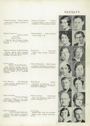 Page 15, 1935 Edition, Quincy High School - Shadow Yearbook (Quincy, IL) online yearbook collection