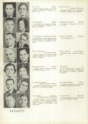 Page 16, 1935 Edition, Quincy High School - Shadow Yearbook (Quincy, IL) online yearbook collection