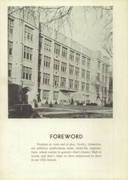 Page 6, 1935 Edition, Quincy High School - Shadow Yearbook (Quincy, IL) online yearbook collection