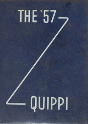 Page 1, 1957 Edition, Quincy High School - Shadow Yearbook (Quincy, IL) online yearbook collection