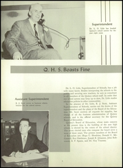 Page 10, 1957 Edition, Quincy High School - Shadow Yearbook (Quincy, IL) online yearbook collection