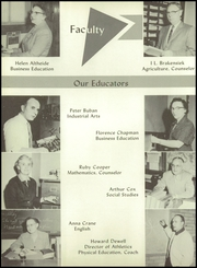 Page 12, 1957 Edition, Quincy High School - Shadow Yearbook (Quincy, IL) online yearbook collection