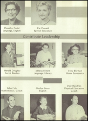 Page 13, 1957 Edition, Quincy High School - Shadow Yearbook (Quincy, IL) online yearbook collection