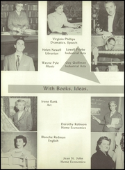 Page 16, 1957 Edition, Quincy High School - Shadow Yearbook (Quincy, IL) online yearbook collection