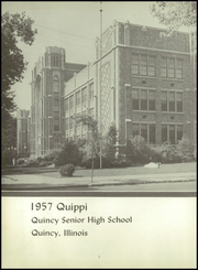 Page 6, 1957 Edition, Quincy High School - Shadow Yearbook (Quincy, IL) online yearbook collection