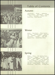 Page 8, 1957 Edition, Quincy High School - Shadow Yearbook (Quincy, IL) online yearbook collection