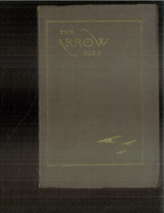 Page 1, 1928 Edition, Garfield High School - Arrow Yearbook (Seattle, WA) online yearbook collection