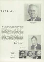 Page 15, 1953 Edition, Garfield High School - Arrow Yearbook (Seattle, WA) online yearbook collection