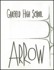 Page 6, 1960 Edition, Garfield High School - Arrow Yearbook (Seattle, WA) online yearbook collection