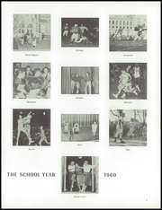 Page 9, 1960 Edition, Garfield High School - Arrow Yearbook (Seattle, WA) online yearbook collection