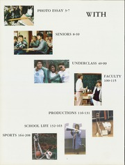 Page 6, 1986 Edition, Garfield High School - Arrow Yearbook (Seattle, WA) online yearbook collection