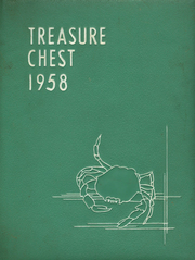 Page 1, 1958 Edition, Bellflower High School - Treasure Chest Yearbook (Bellflower, CA) online yearbook collection