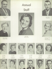 Page 12, 1958 Edition, Bellflower High School - Treasure Chest Yearbook (Bellflower, CA) online yearbook collection