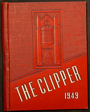 Page 1, 1949 Edition, DuBois Area High School - Clipper Yearbook (Du Bois, PA) online yearbook collection