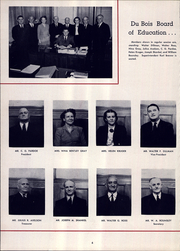 Page 10, 1949 Edition, DuBois Area High School - Clipper Yearbook (Du Bois, PA) online yearbook collection