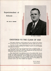Page 11, 1949 Edition, DuBois Area High School - Clipper Yearbook (Du Bois, PA) online yearbook collection