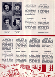 Page 14, 1949 Edition, DuBois Area High School - Clipper Yearbook (Du Bois, PA) online yearbook collection