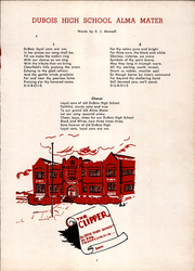 Page 5, 1949 Edition, DuBois Area High School - Clipper Yearbook (Du Bois, PA) online yearbook collection