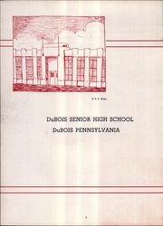 Page 6, 1949 Edition, DuBois Area High School - Clipper Yearbook (Du Bois, PA) online yearbook collection