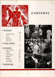 Page 9, 1949 Edition, DuBois Area High School - Clipper Yearbook (Du Bois, PA) online yearbook collection