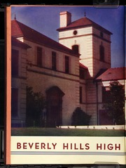 Page 6, 1938 Edition, Beverly Hills High School - Watchtower Yearbook (Beverly Hills, CA) online yearbook collection