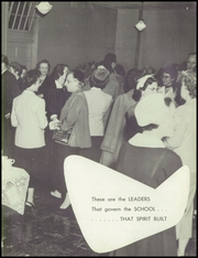 Page 11, 1954 Edition, Beverly Hills High School - Watchtower Yearbook (Beverly Hills, CA) online yearbook collection