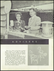 Page 15, 1954 Edition, Beverly Hills High School - Watchtower Yearbook (Beverly Hills, CA) online yearbook collection