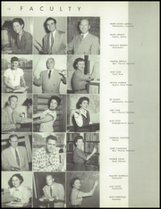 Page 16, 1954 Edition, Beverly Hills High School - Watchtower Yearbook (Beverly Hills, CA) online yearbook collection