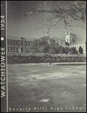 Page 6, 1954 Edition, Beverly Hills High School - Watchtower Yearbook (Beverly Hills, CA) online yearbook collection