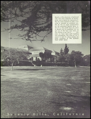 Page 7, 1954 Edition, Beverly Hills High School - Watchtower Yearbook (Beverly Hills, CA) online yearbook collection