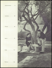Page 9, 1954 Edition, Beverly Hills High School - Watchtower Yearbook (Beverly Hills, CA) online yearbook collection