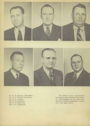 Page 10, 1948 Edition, Silsbee High School - Satsuma Yearbook (Silsbee, TX) online yearbook collection