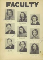 Page 12, 1948 Edition, Silsbee High School - Satsuma Yearbook (Silsbee, TX) online yearbook collection