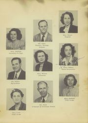 Page 13, 1948 Edition, Silsbee High School - Satsuma Yearbook (Silsbee, TX) online yearbook collection
