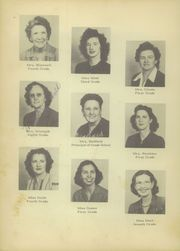 Page 14, 1948 Edition, Silsbee High School - Satsuma Yearbook (Silsbee, TX) online yearbook collection