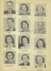 Page 16, 1948 Edition, Silsbee High School - Satsuma Yearbook (Silsbee, TX) online yearbook collection