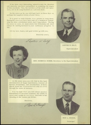 Page 11, 1952 Edition, Silsbee High School - Satsuma Yearbook (Silsbee, TX) online yearbook collection