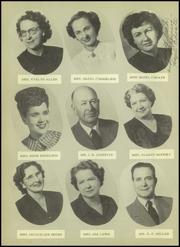 Page 12, 1952 Edition, Silsbee High School - Satsuma Yearbook (Silsbee, TX) online yearbook collection