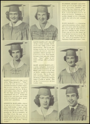 Page 17, 1952 Edition, Silsbee High School - Satsuma Yearbook (Silsbee, TX) online yearbook collection