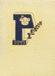 1947 Edition, Pierce High School - Piercer Yearbook (Arbuckle, CA)